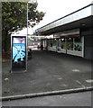 ST2894 : BT phonebox near Henllys Way Post Office, St Dials, Cwmbran by Jaggery