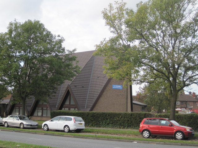 St Columba's United Reformed Church