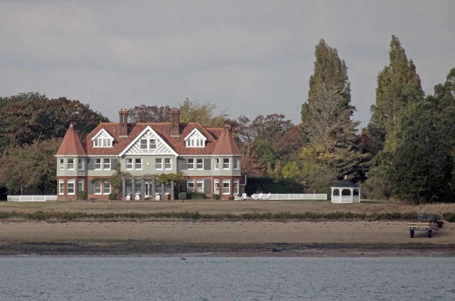 Osea Island Manor House