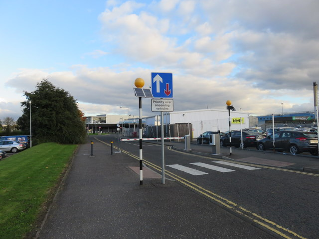 Approach Road, Belfast International Airport