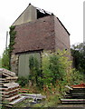 NY5659 : Old Building at Kirkhouse Gasworks by Matthew Hatton