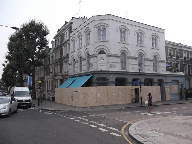 Portobello House, Ladbroke Grove W10
