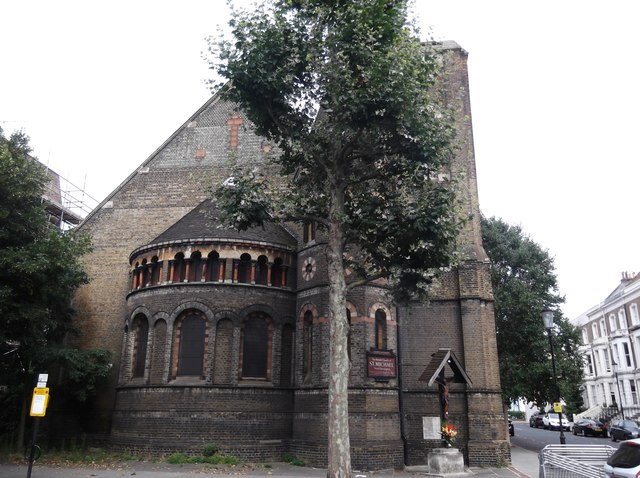 St Michael's Church, Ladbroke Grove W10