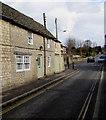 SO8700 : From narrow to wider, Butt Street, Minchinhampton by Jaggery