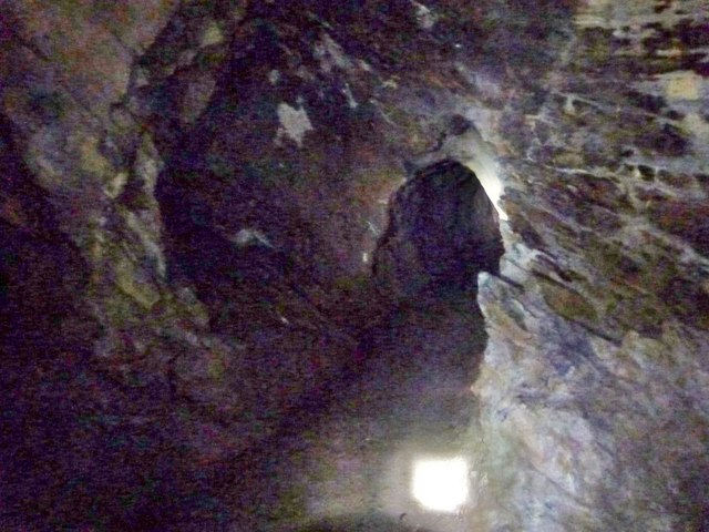 The Dolaucothi Gold Mine, Pumsaint, Wales