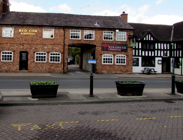Red Cow Nantwich Function Room