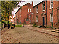 SJ9097 : Fairfield Moravian Settlement, Manse and High School by David Dixon