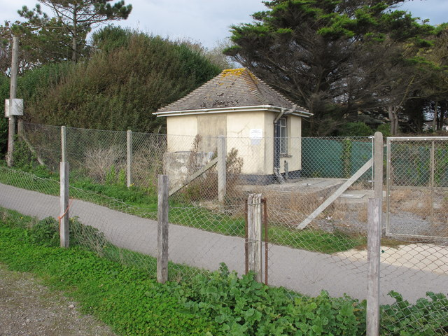Lower Sea Lane Charmouth Sewage Pumping Station