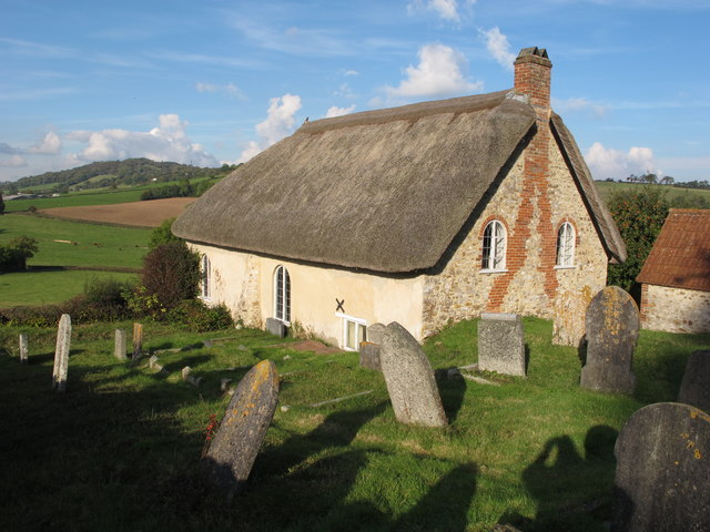 Loughwood Meeting House, near Axminster