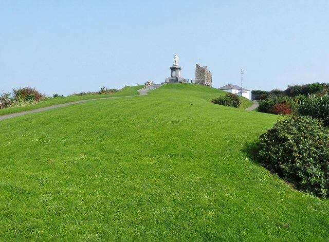 Castle Hill, Tenby