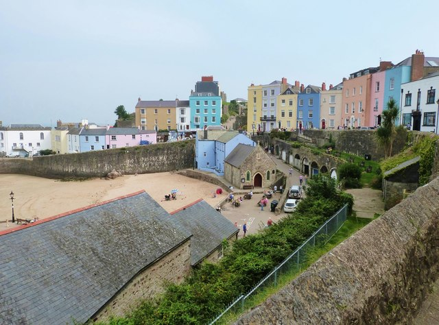 Bridge Street, Tenby