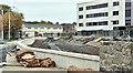 J3674 : Connswater works, Belfast - October 2016(11) by Albert Bridge