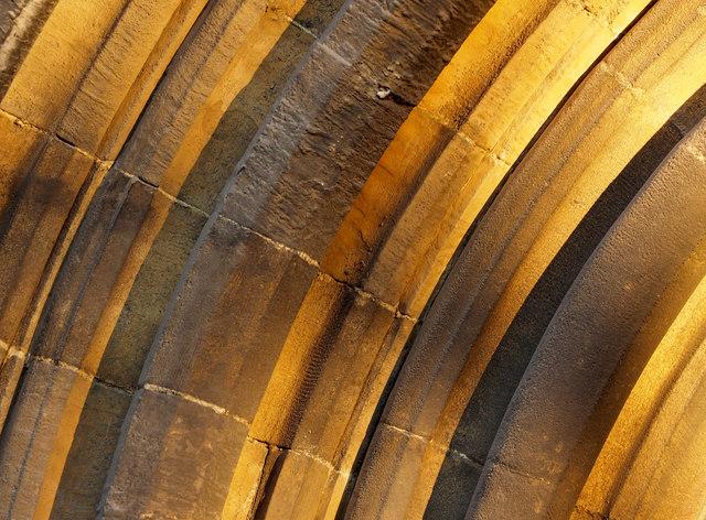 St. Augustine's Church Door Archway