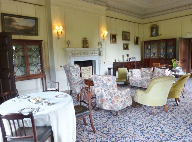 Drawing Room, Newton House, near Llandeilo