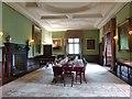 SN6122 : Dining Room at Newton House, near Llandeilo by Derek Voller