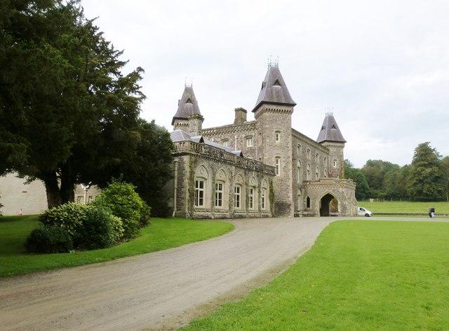 Newton House, Part of the Dinefwr Estate, near Llandeilo, Carmarthenshire