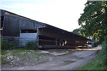 TQ3327 : Farm building, River's Farm by N Chadwick