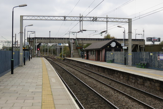 Bescot Stadium railway station