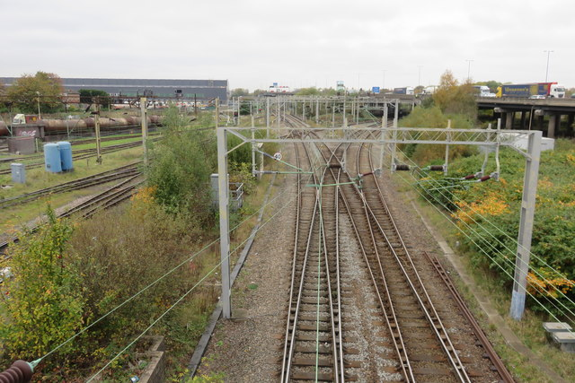 Bescot Junction