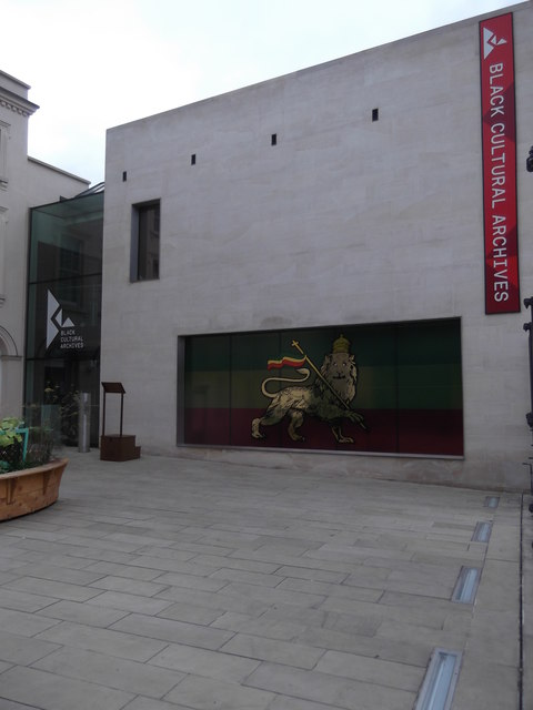 Black Cultural Archives, Windrush Square SW9