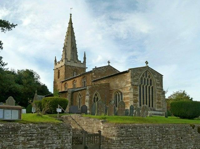 Church of St Guthlac, Branston
