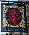 SE1333 : The Red Lion on Thornton Road, Bradford by Ian S