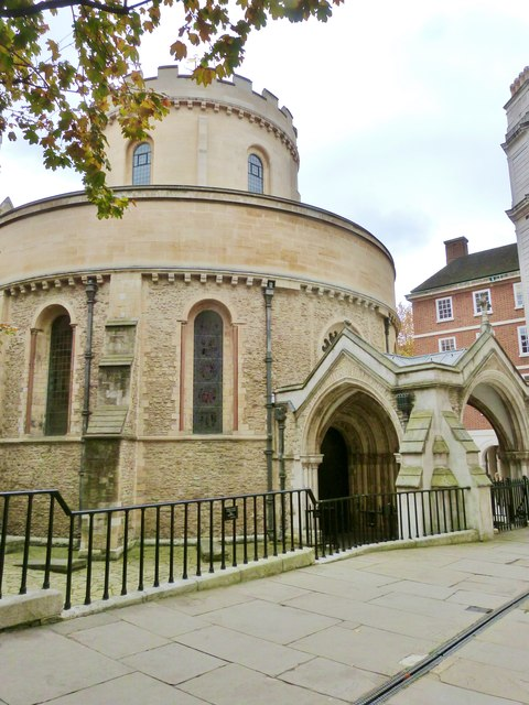 Temple Church, Inner Temple, London