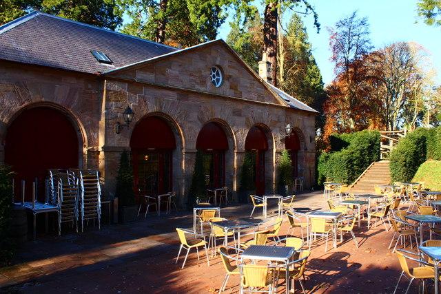Auchinleck House Cafe