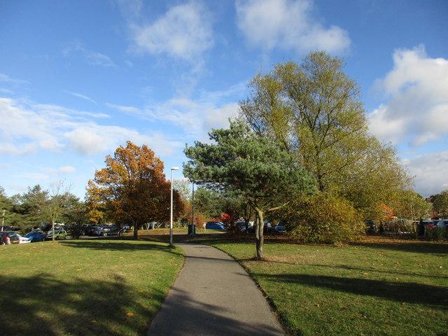 Car Parks Colchester Town Centre