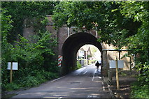 TQ5446 : Railway Bridge by N Chadwick