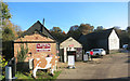 SU8091 : Laceys Farm Shop by Des Blenkinsopp