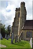 TQ5446 : Church of St Mary by N Chadwick