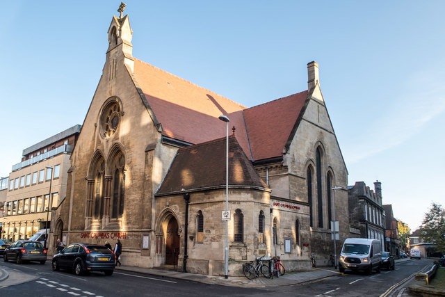 St.Columba's Church
