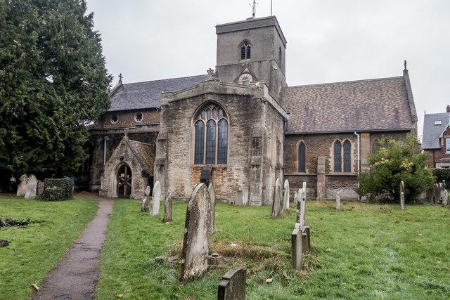 St. Andrew's Church, Histon