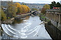 ST7564 : Pulteney Weir by John Winder