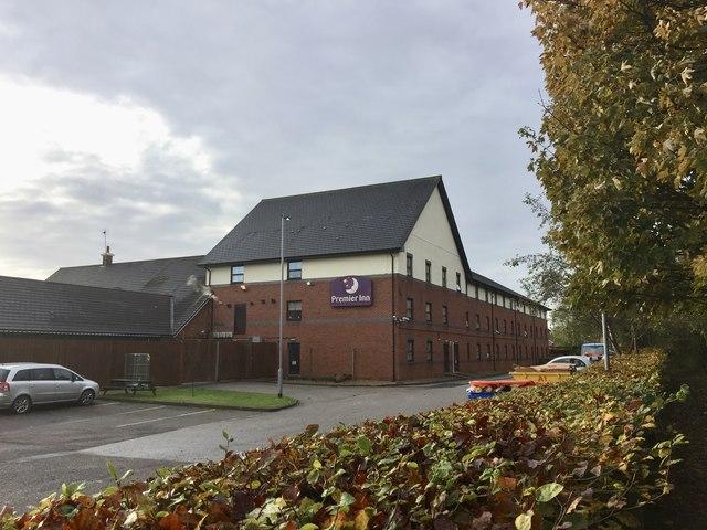 Hotels Near Newcastle Football Club