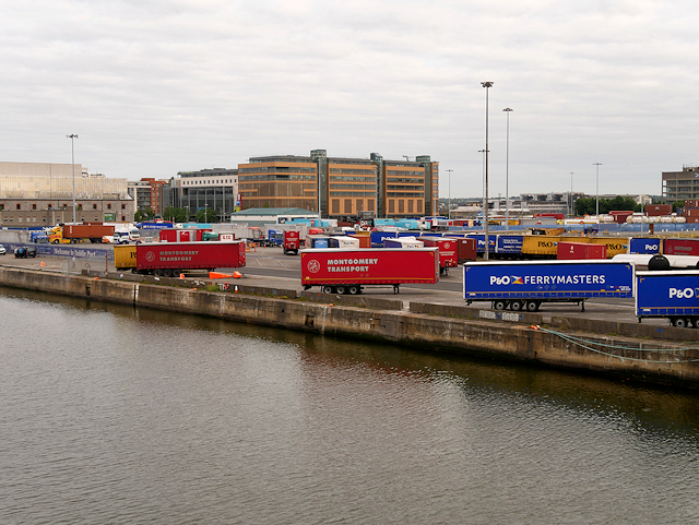 Port of Dublin, North Wall Quay