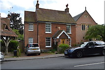 TQ5446 : Cottages in Leigh by N Chadwick