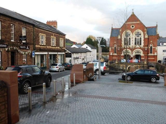 Market Street, Abergavenny