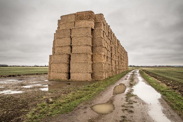 Haystack on Harcamlow Way