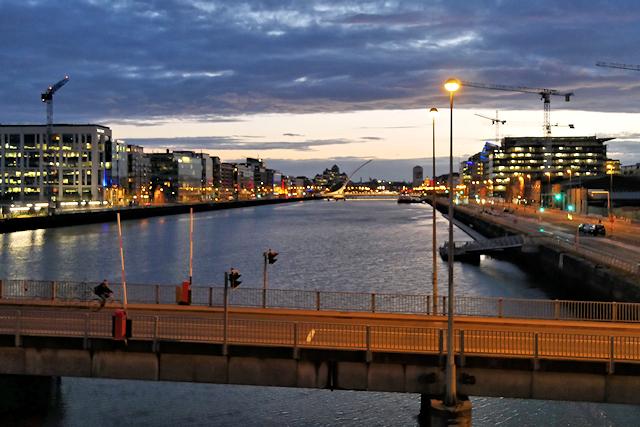 Dublin, Thomas Clarke Bridge