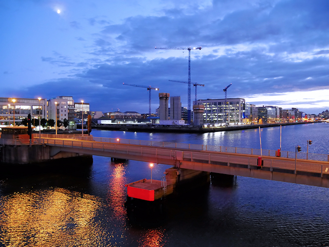 Dublin, Tom Clarke Bridge