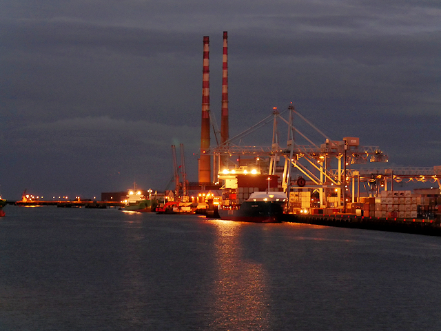 Port of Dublin, Container Terminal