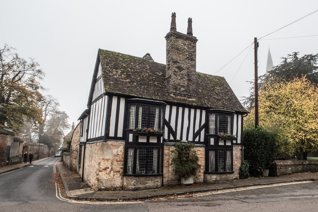 Tudor Cottage, Church Lane