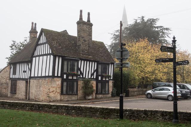 Tudor Cottage, Church Lane