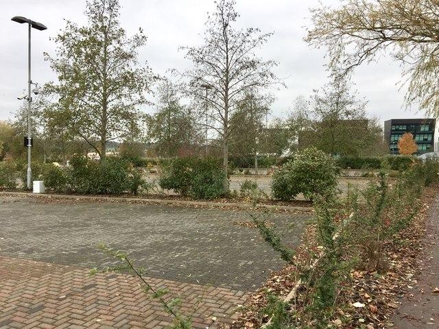 The Square Car Park Newcastle Under Lyme