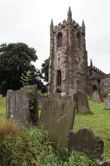 St.Giles Church, Hartington