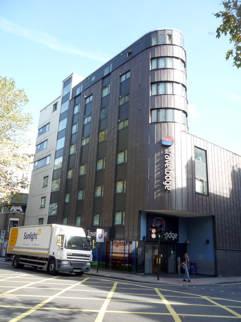 Travelodge London Central City Road Hotel London Vereinigtes Konigreich