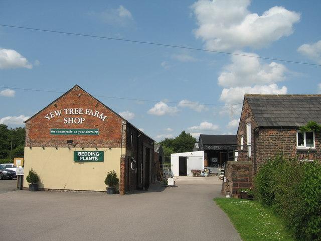 Yew Tree Farm Shop