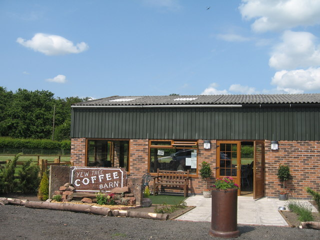 Yew Tree Coffee Barn